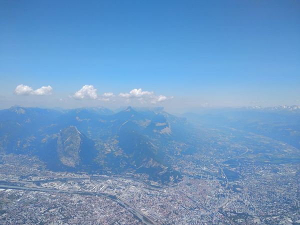 Un grand grand tour de Grenoble